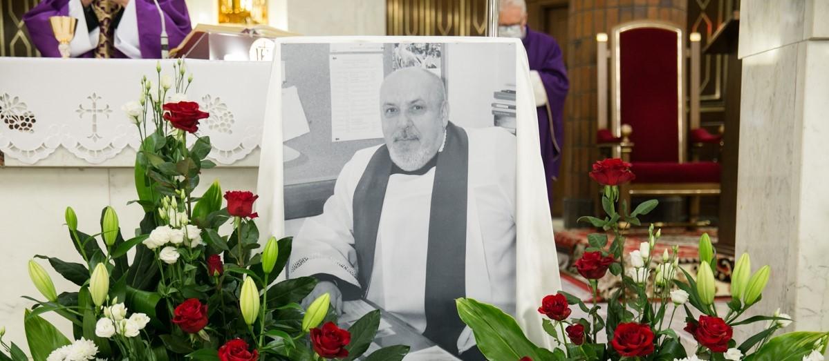 Msza święta w intencji śp. ks. Proboszcza Adama Szkópa