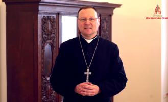 Słowo ks. Biskupa nominata Jacka Grzybowskiego skierowane do naszych diecezjan