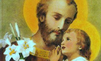 Zawierzenie parafii świętemu Józefowi