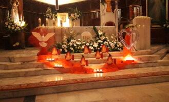 Czuwanie modlitewne w Wigilię Zesłania Ducha Świętego