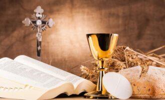 Sakrament I Komunii świętej dla dzieci z SP 141